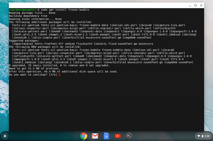 Using LXD on your Chromebook | Ubuntu